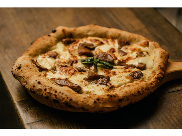 Restaurante, Muti, Pizza Del Re
