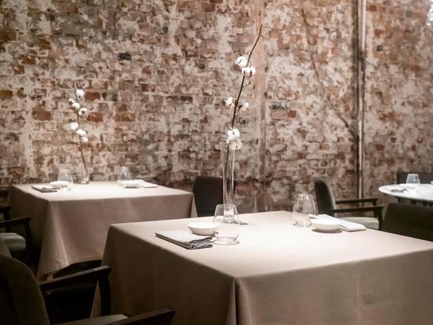 Restaurante Étimo