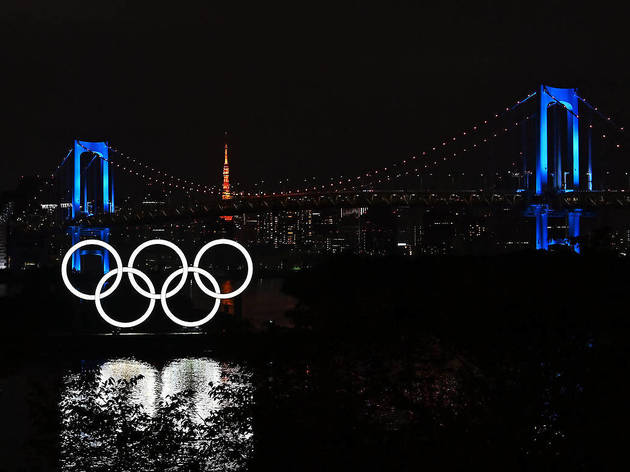 来年の東京五輪は規模を縮小しての開催検討