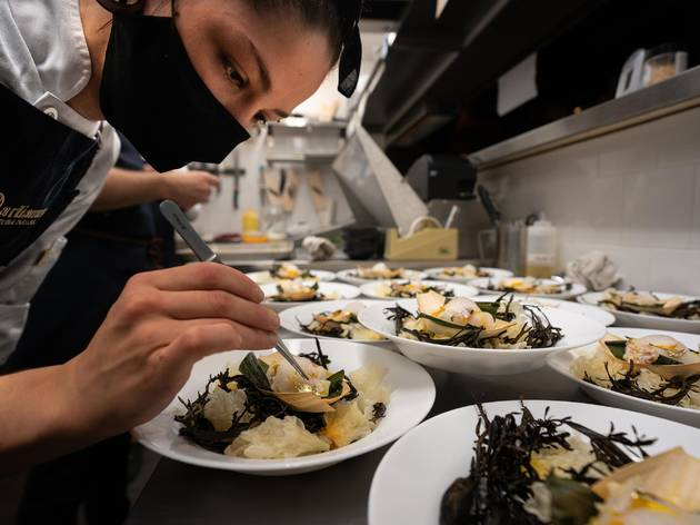 Cambodian cuisine in Montreal gets a fine dining treatment with Touk's new dinner series