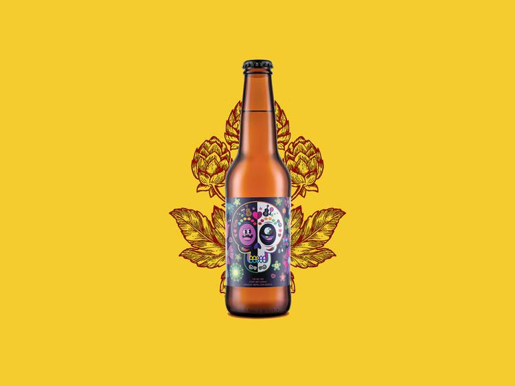 Tripel mexicana, de Cerveza Tres Eles, Casa Cervecera Cru Cru y Cervecería Calavera