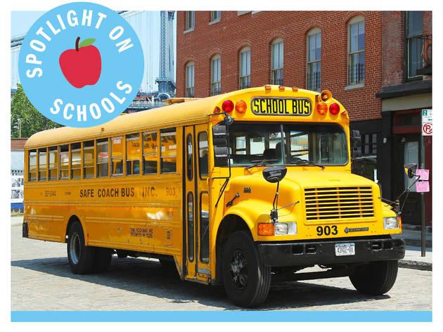 school bus nyc