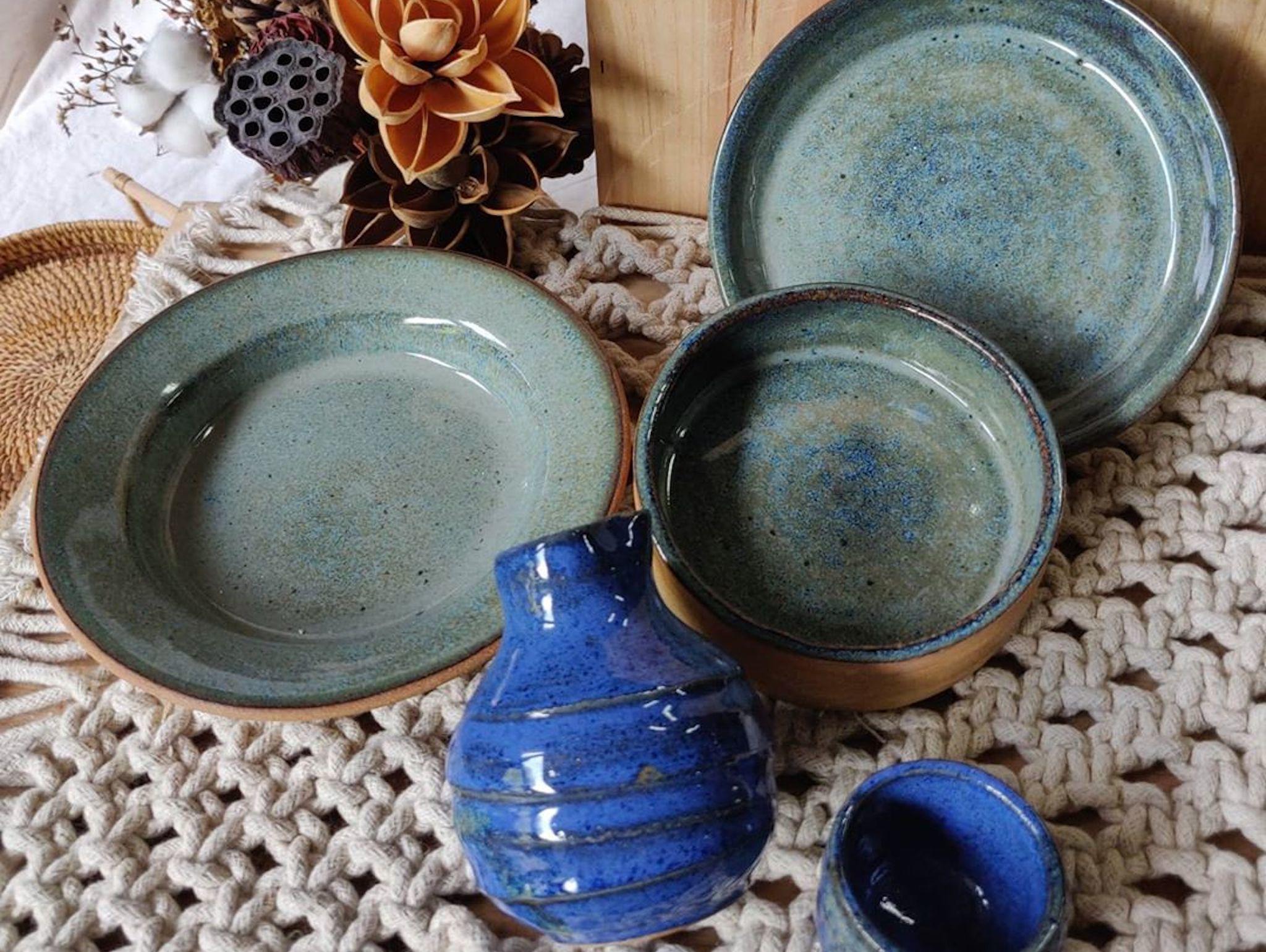Thow Kwang Pottery Jungle