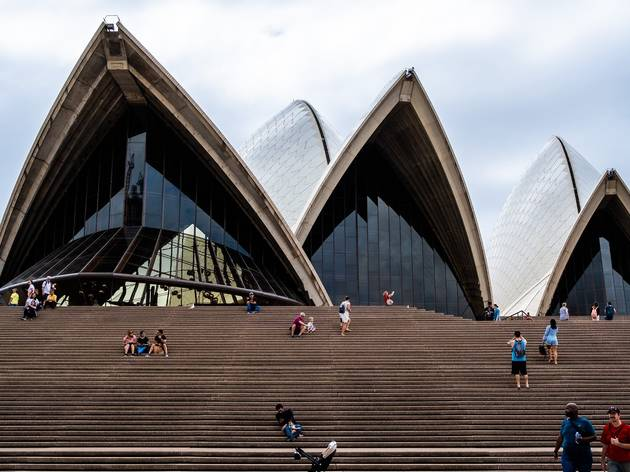 The Sydney Opera House is reopening in November with exciting new works