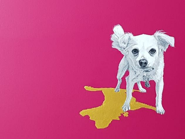 Woof! Art Prize
