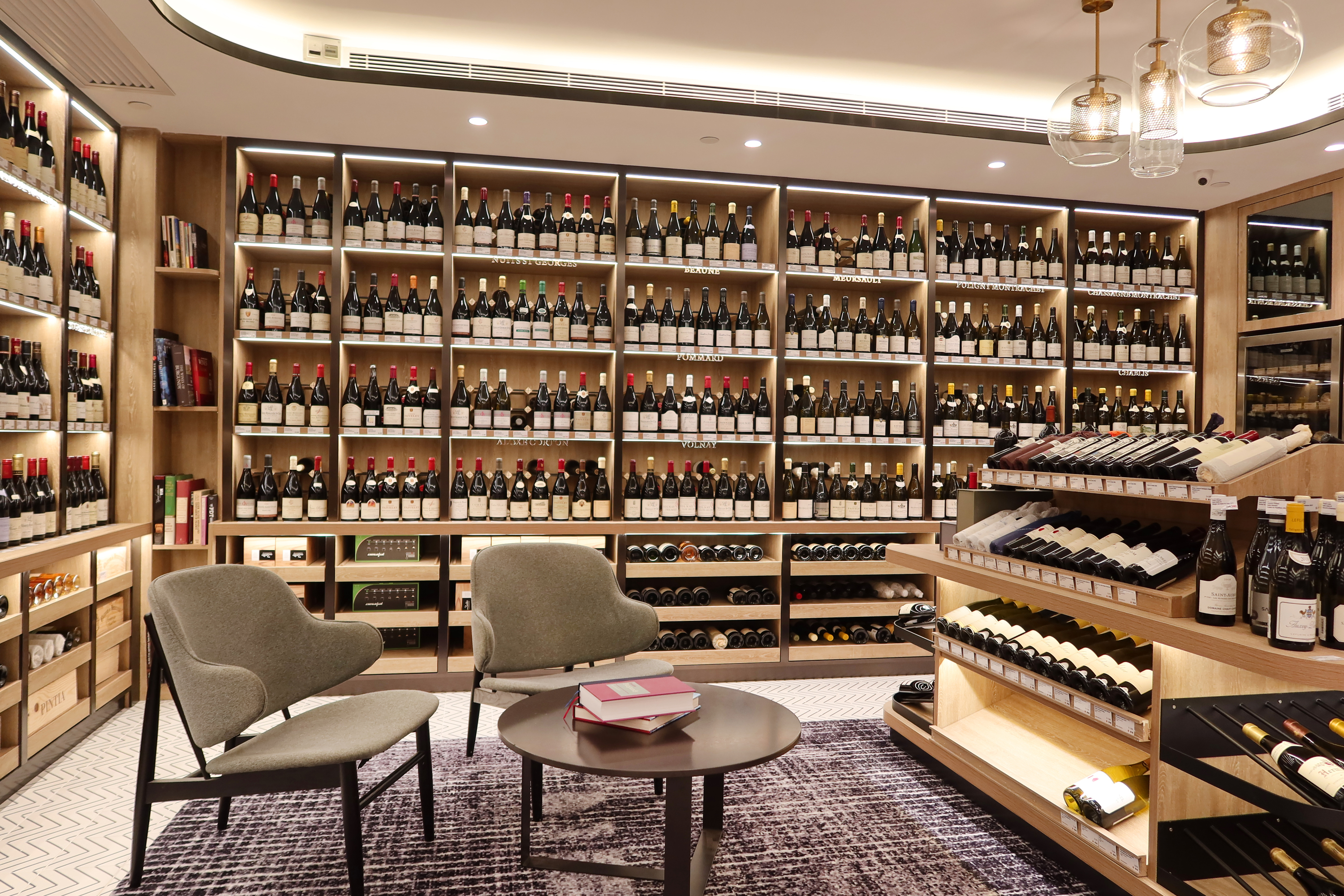 Hong Kong's largest Burgundy wine selection now available in newly opened Etc wine shop in Central