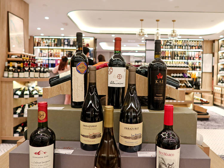 Burgundy Etc wine shop opens in Central