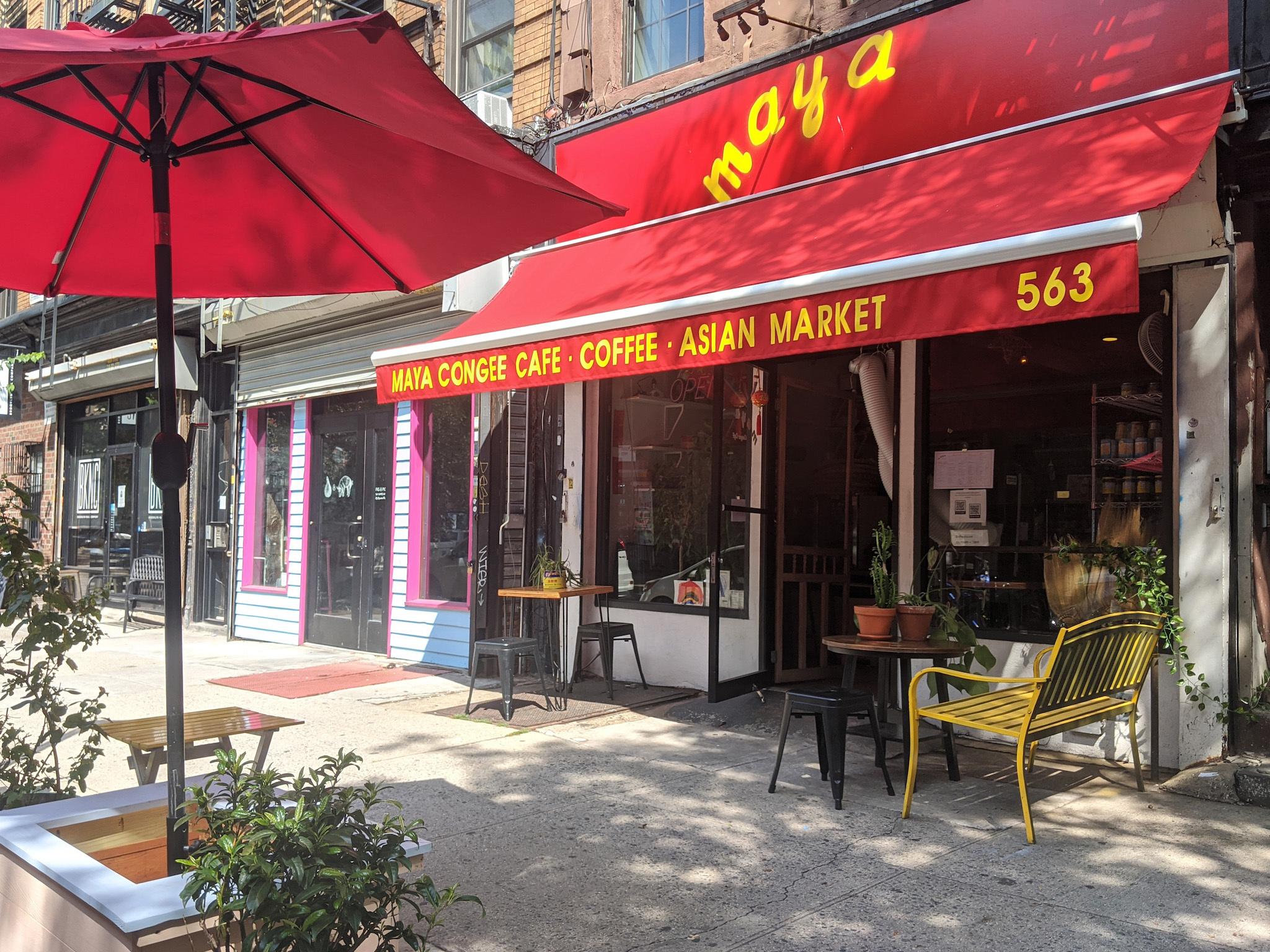 Maya Congee Cafe