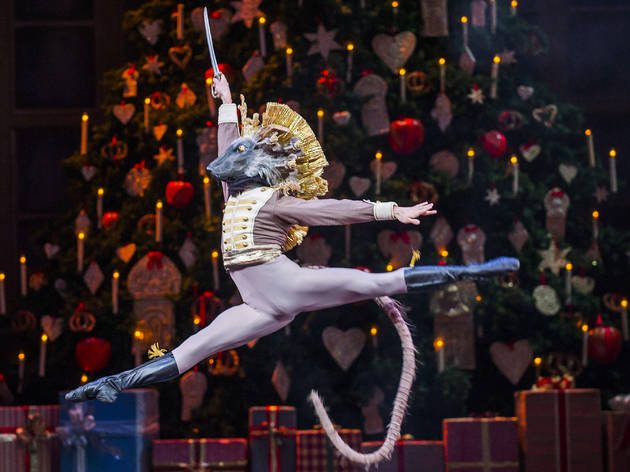 'The Nutcracker' will prance on to the Royal Opera House stage this Christmas