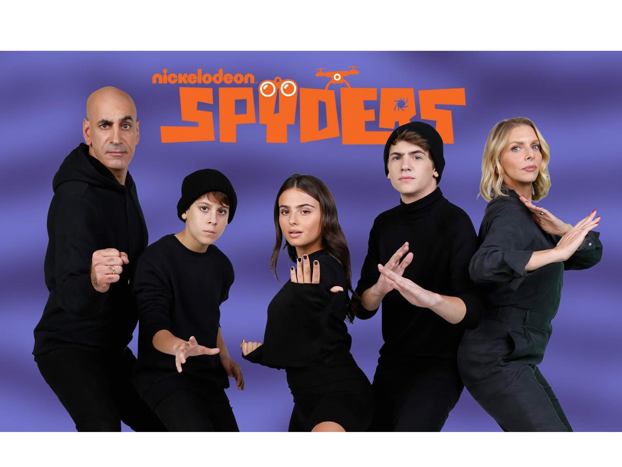 Televisão, Séries, Nickelodeon, Spyders
