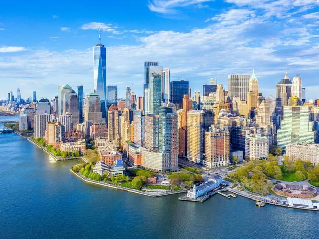 ニューヨークの建築イベント、街歩き謎解きゲームを開催