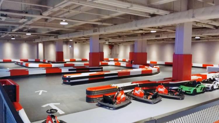 18 Challenge Karting