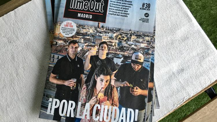 Revista Time Out Madrid