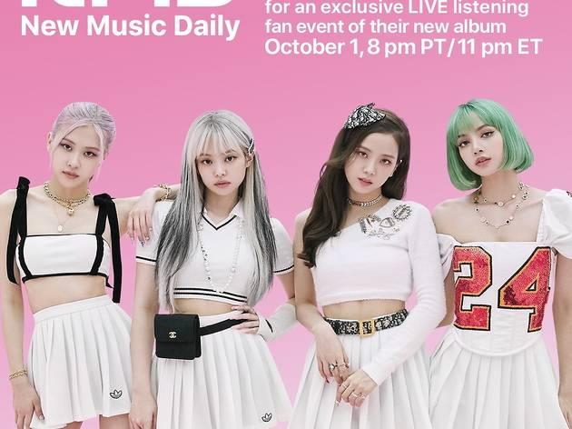 Apple Music X BLACKPINK THE ALBUM
