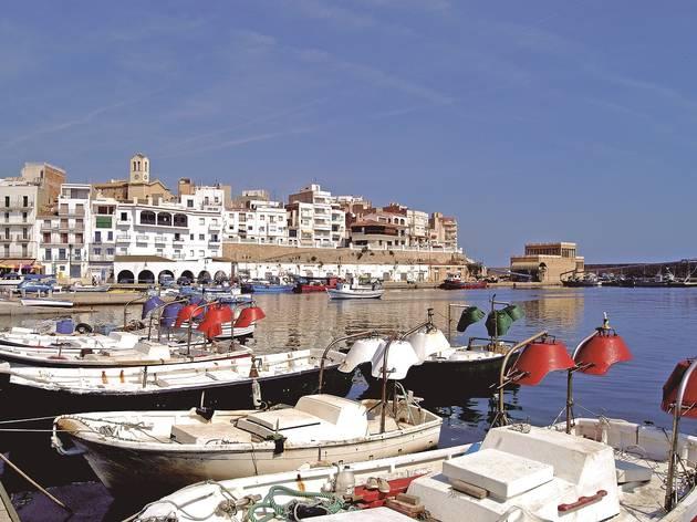 Ametlla de Mar, ruta per Catalunya, tardor 2020