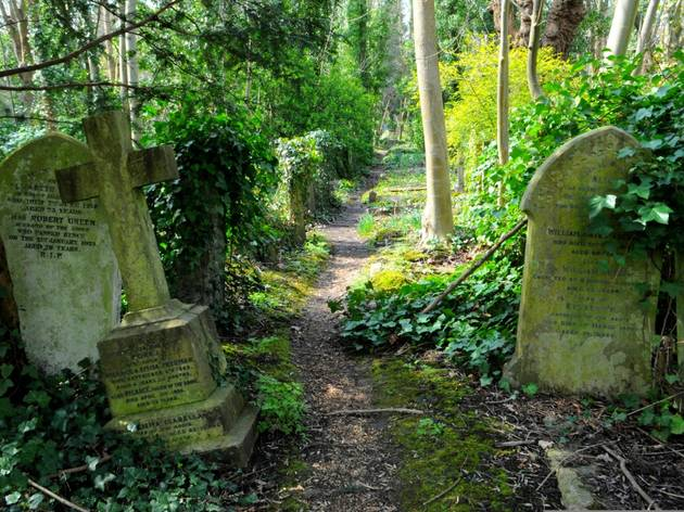 6 eerily beautiful graveyards to visit in the UK
