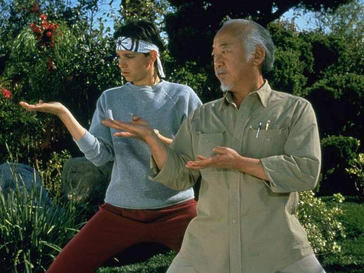 Karate Kid. Saga