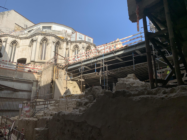 Projecto para núcleo arqueológico da Sé Catedral pode ser novamente modificado