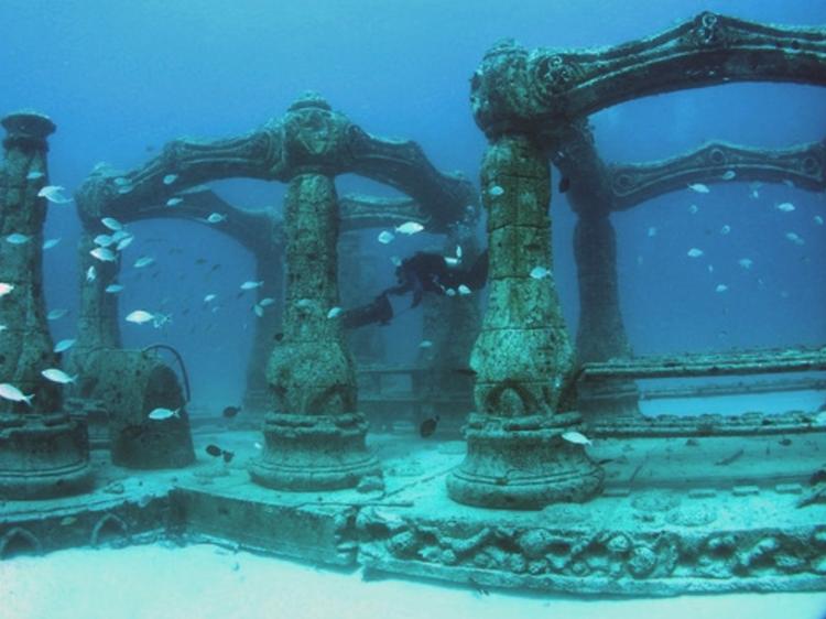 Key Biscayne, FL: Neptune Memorial Reef