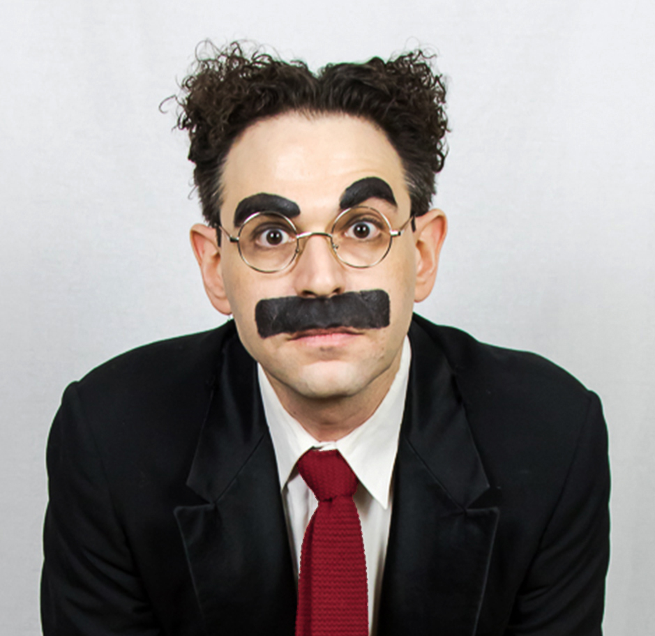 Noah Diamond as Groucho Marx