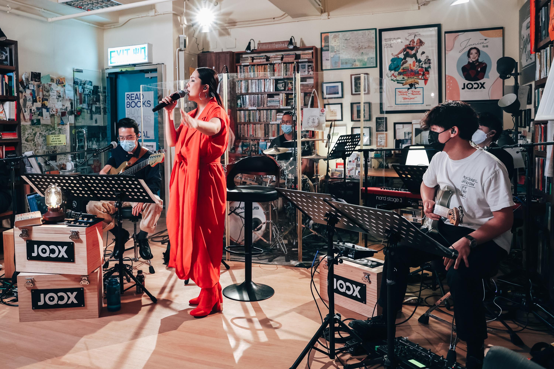 香港最新音樂活動及直播