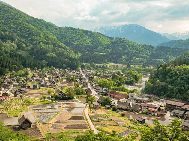Here are some of the best Unesco World Heritage Sites in Japan