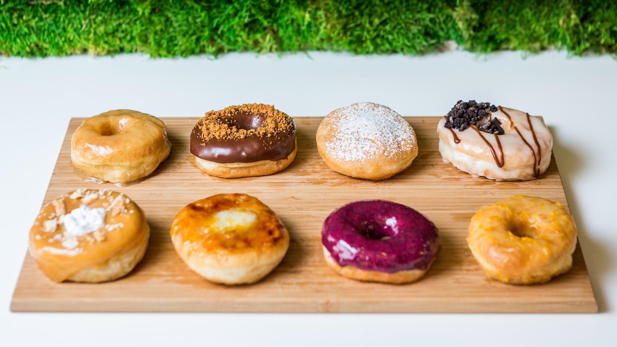 Os donuts vegan da Scoop 'n Dough vêm ao Porto este mês