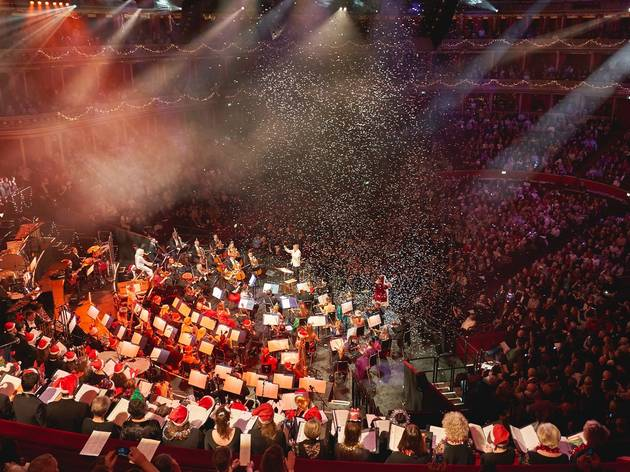 Actual Christmas concerts plus 'The Nutcracker' return to the Royal Albert Hall