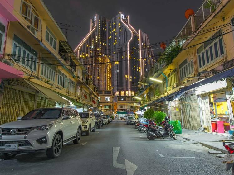 Chula-Samyan, Bangkok