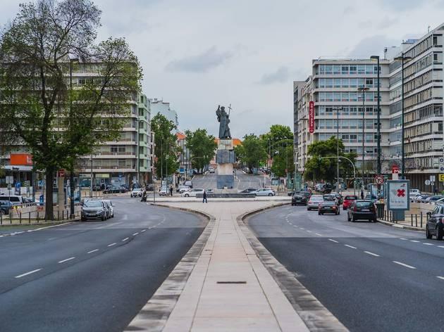 Alvalade, Lisbon