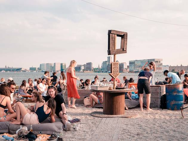 Noord has been named Amsterdam's coolest neighbourhood