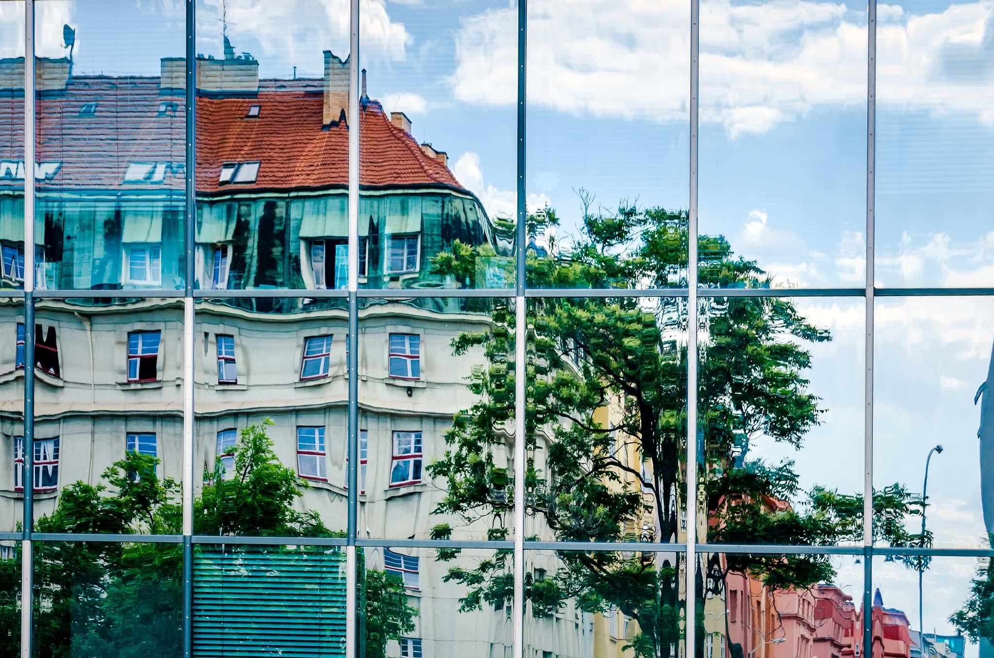 Holesovice in Prague