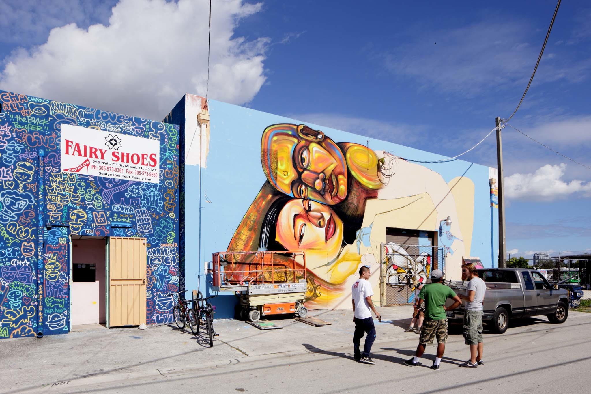 Wynwood in Miami