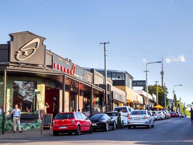 Melville, Johannesburg