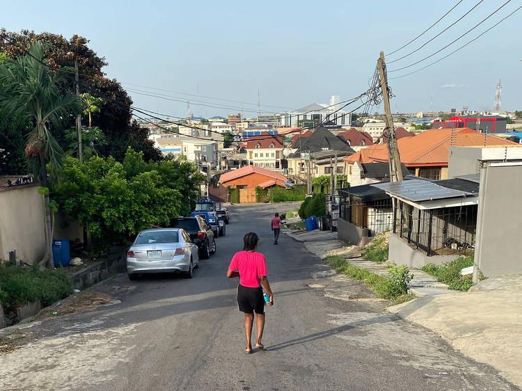 Opebi, Lagos