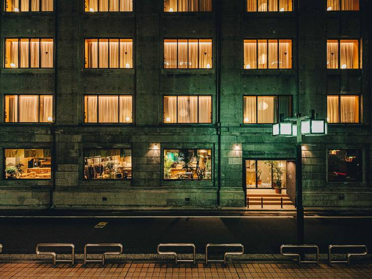 Hang out at K5 in Tokyo's coolest neighbourhood