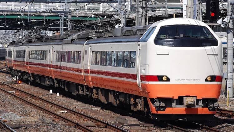 Nikko train