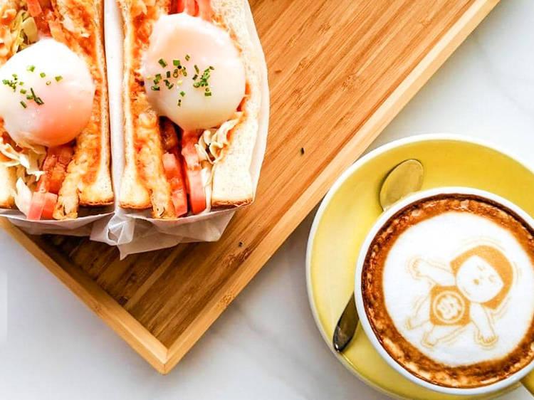 Kinabaji Korean Cafe and Restaurant