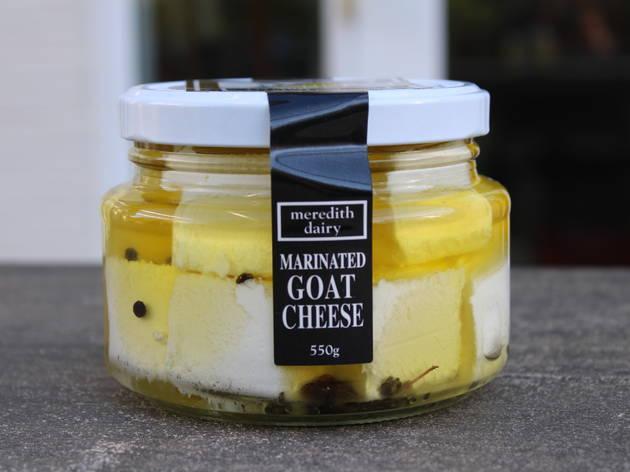 Meredith Dairy Marinated Goat Cheese