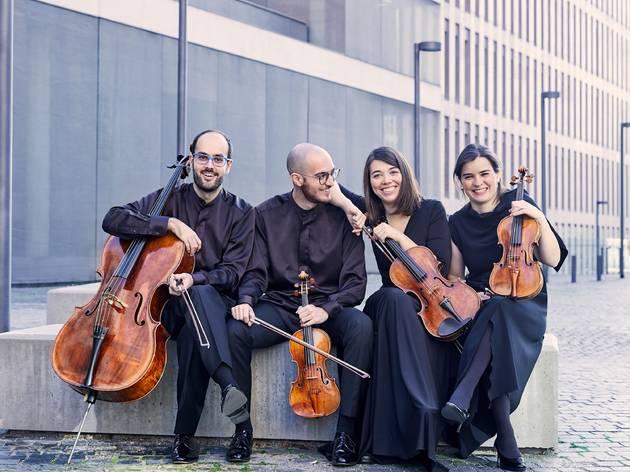 Concerts del Cicle OUT·SIDE 2020 al Centre d'Art Tecla Sala