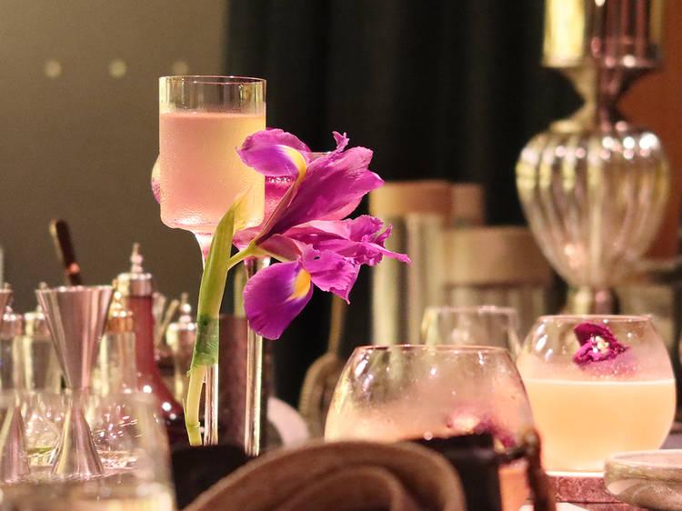 Mystic Tarot cocktails at Room 309