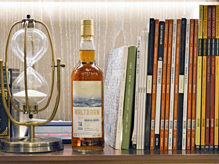 Whisky & Words' Islay single malt whisky