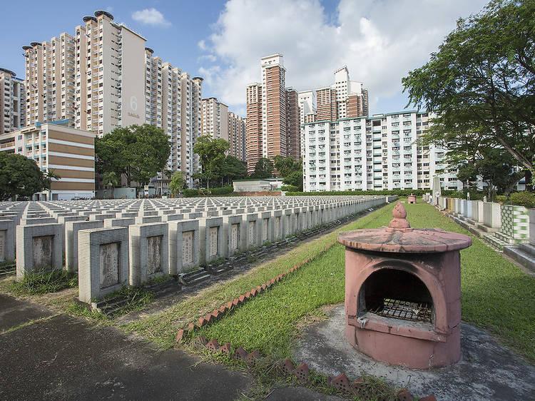 Yin Foh Kuan Cemetery