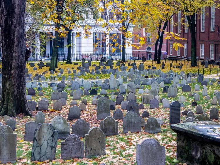 Boston, MA: Granary Burying Ground