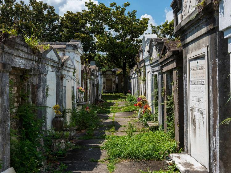 New Orleans, LA: Lafayette Cemetery No. 1