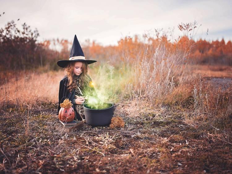Brincar ao Halloween a rigor