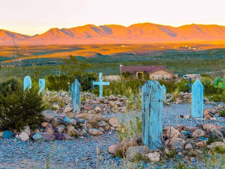 Tombstone, AZ: Boothill Graveyard
