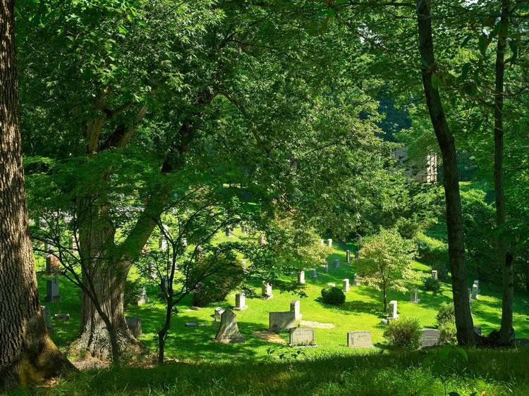Sleepy Hollow, NY: Sleepy Hollow Cemetery