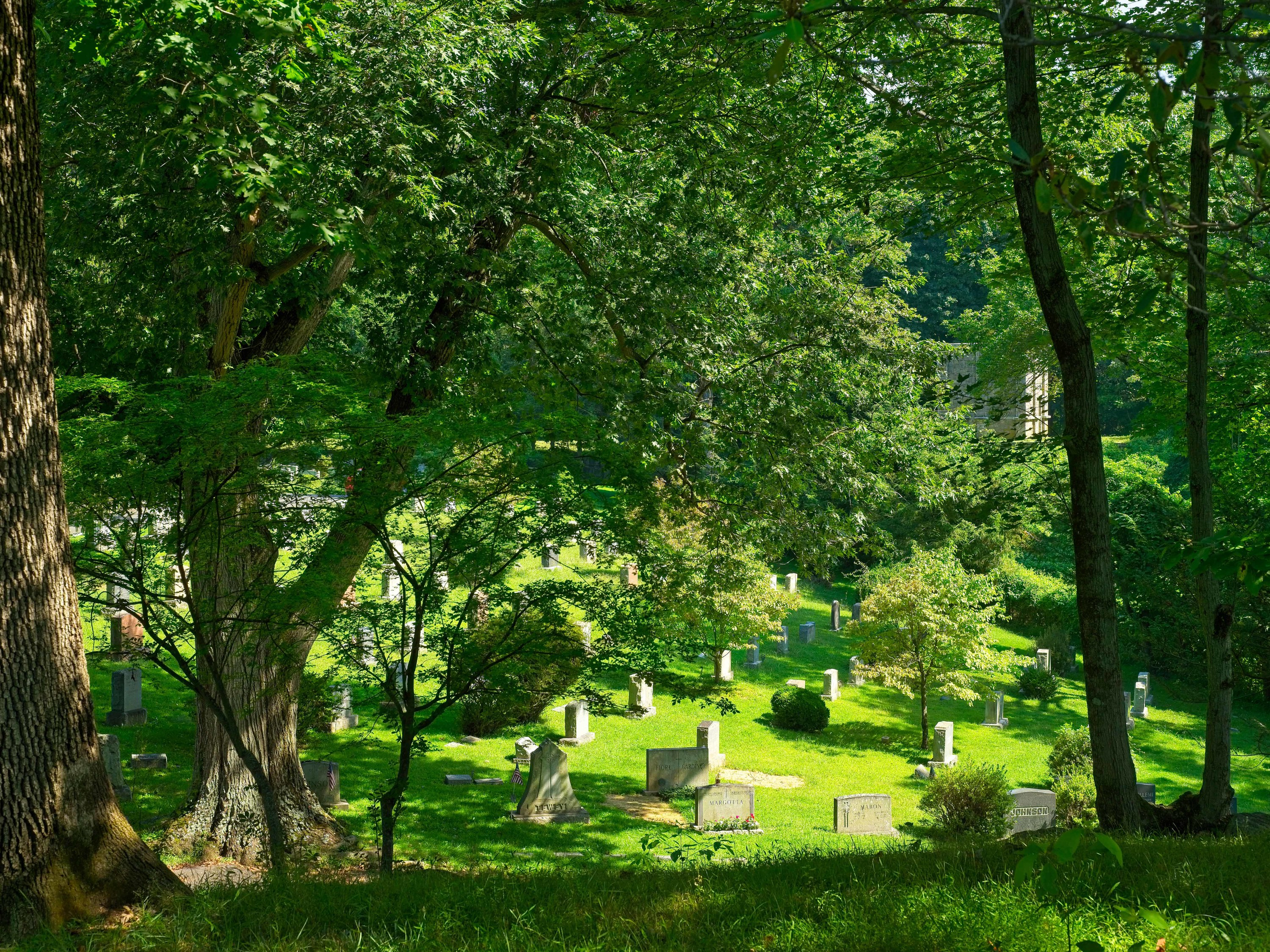 Sleepy Hollow Cemetery New York