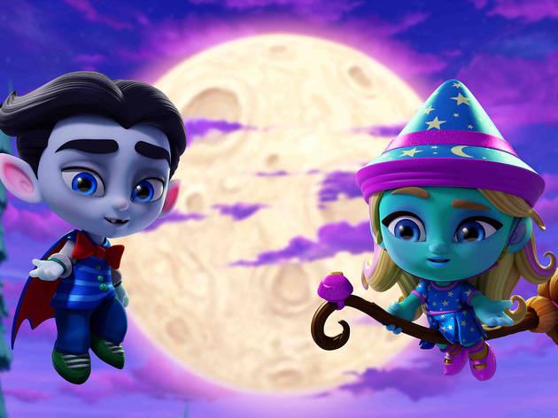 Discovery kids celebra Halloween con programación especial y nuevo show